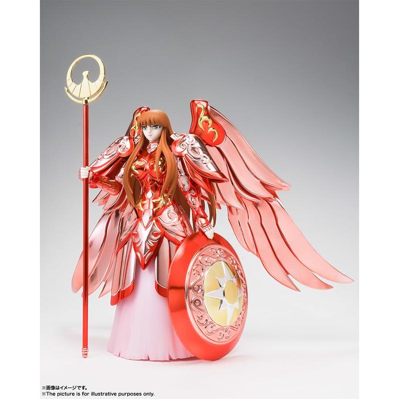 現貨 日版 聖闘士 聖衣神話 聖鬥士星矢 天界篇 女神雅典娜 15週年紀念版
