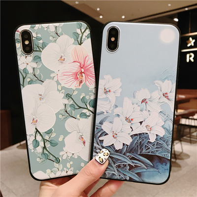 Oppo R11 R11S Plus Cute Luxury Floral Case  25312