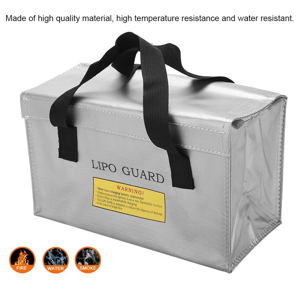 防爆大容量鋰電池太空袋收納電池袋安全
