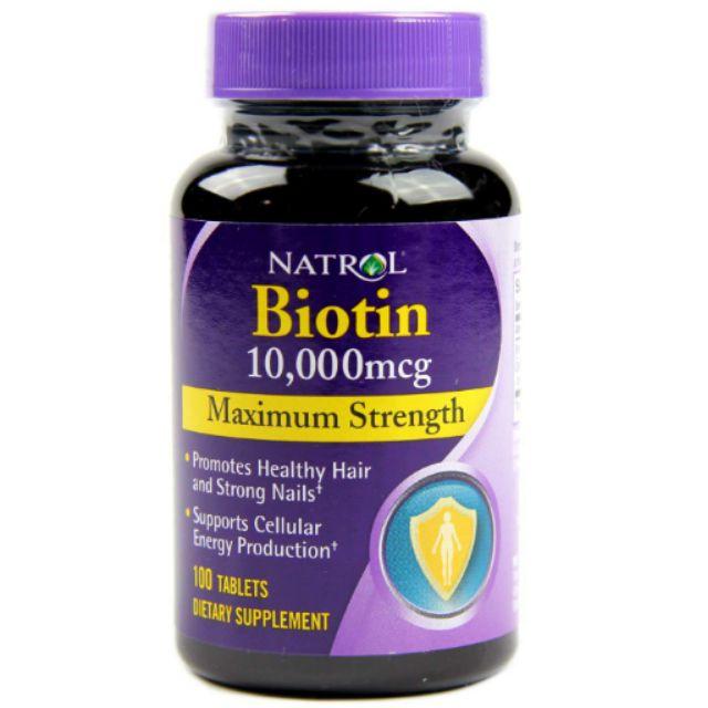 生物素 Biotin 10000mcg