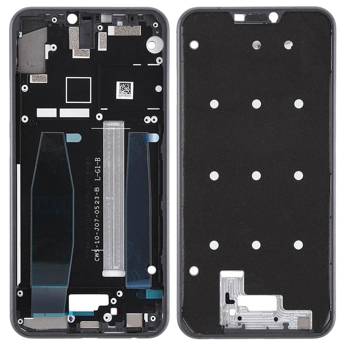 Front Housing LCD Frame Bezel for Asus Zenfone 5 ZE620KL (Black)