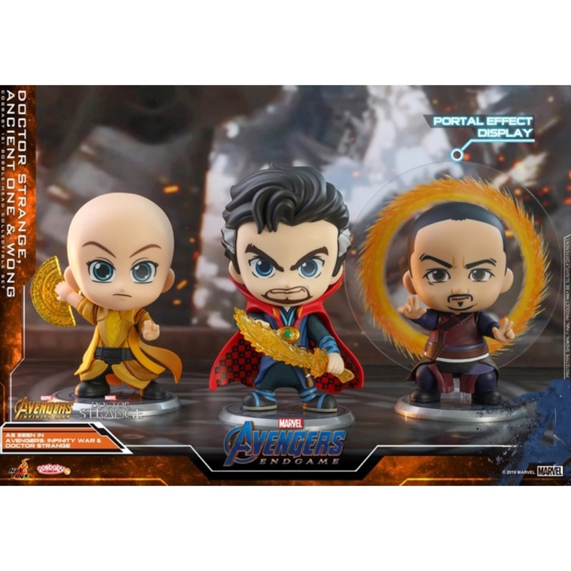 【模幻力量】Hot Toys 現貨 COSB5575《復仇者聯盟4:終局之戰》奇異博士 古一 王 套裝組合