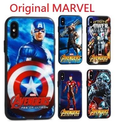 Oppo R11/R11S/R11 Plus Original Marvel Cover Case  24801