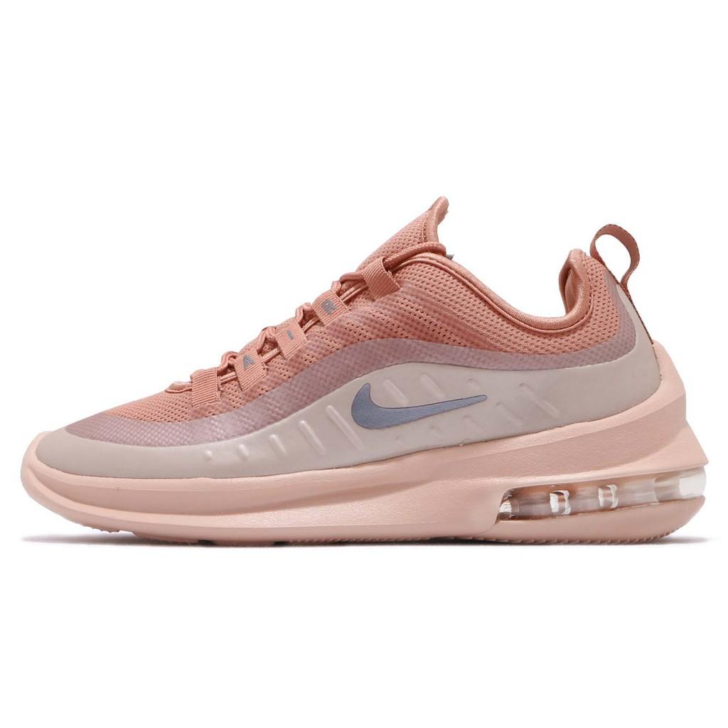 Nike 慢跑鞋 Wmns Air Max Axis 粉紅 米白 乾燥玫瑰 女鞋 AA2168-201 【ACS】