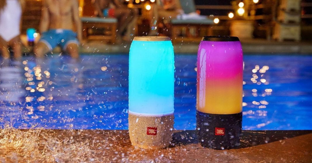 JBL Pulse 3 Bluetooth Waterproof Speaker