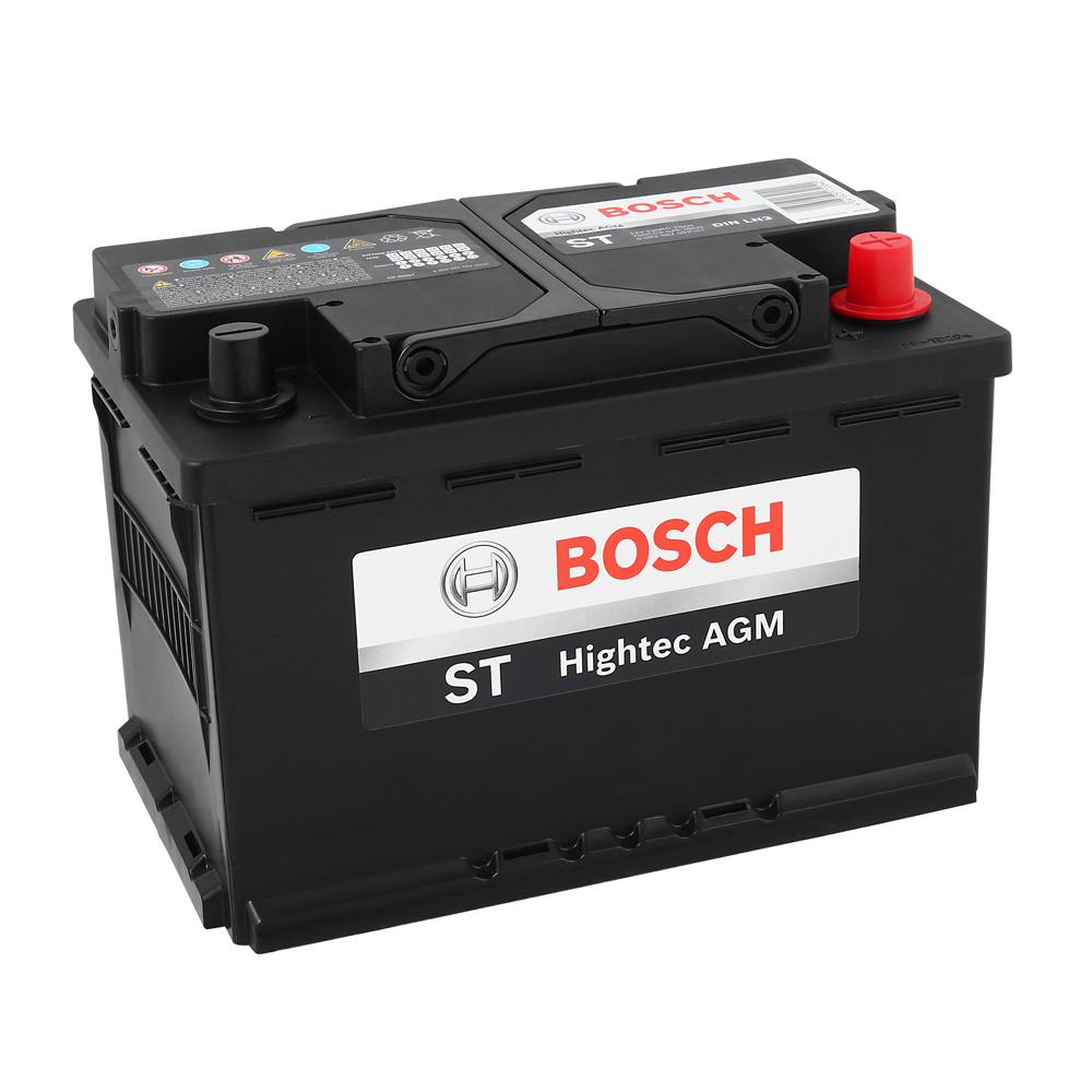 【BOSCH】DIN LN3 AGM歐規啟停專用70A 汽車電瓶
