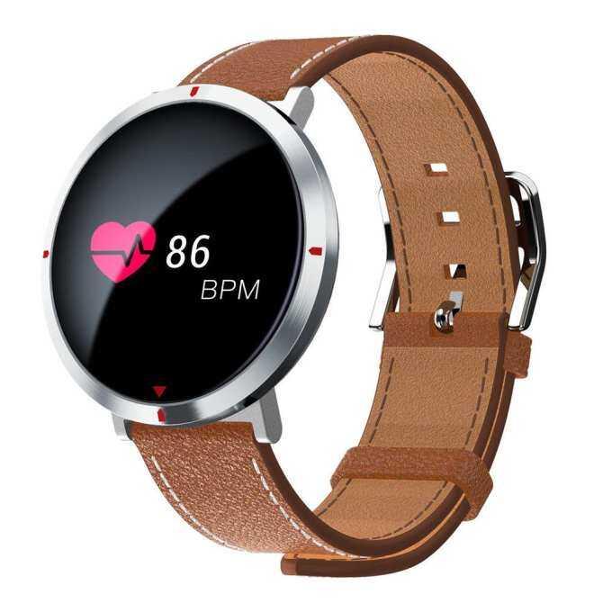 S2K สายรัดคู่ Heart Rate เครื่องวัดความดันโลหิตบลูทูธสมาร์ทวอท์ช IP67 Water PROOF Fitness สายรัดข้อมือติดตามสำหรับ Android และโทรศัพท์ IOS