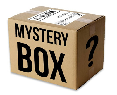 Mystery box surprise