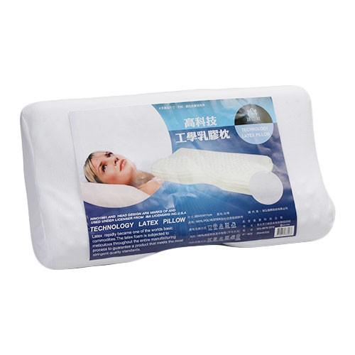 1881科技乳膠枕頭(59x33x11cm)【愛買】