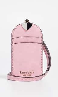 🚚 Kate Spade Rocco Pink Lanyard