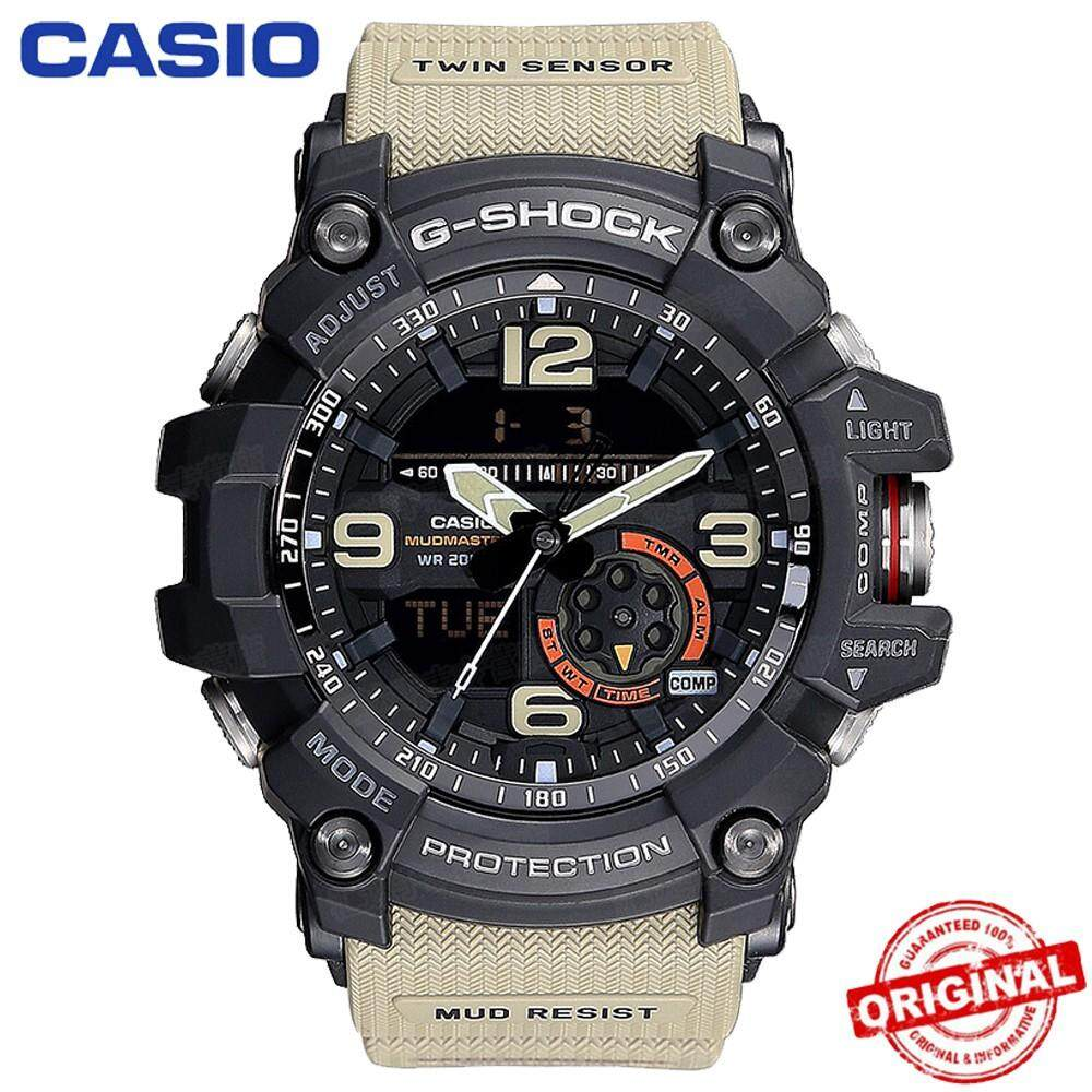 【Ready Stock】Casio G-SHOCK GG-1000 MUDMASTER Mens Watch Men Sport