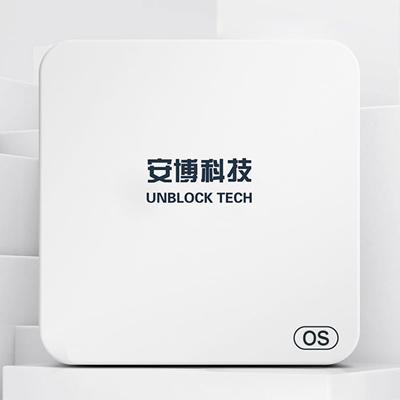 UNBLOCK Tech TV BOX Ubox Gen5 PRO2  Bluetooth 1G 16G android 7 /evpad plus