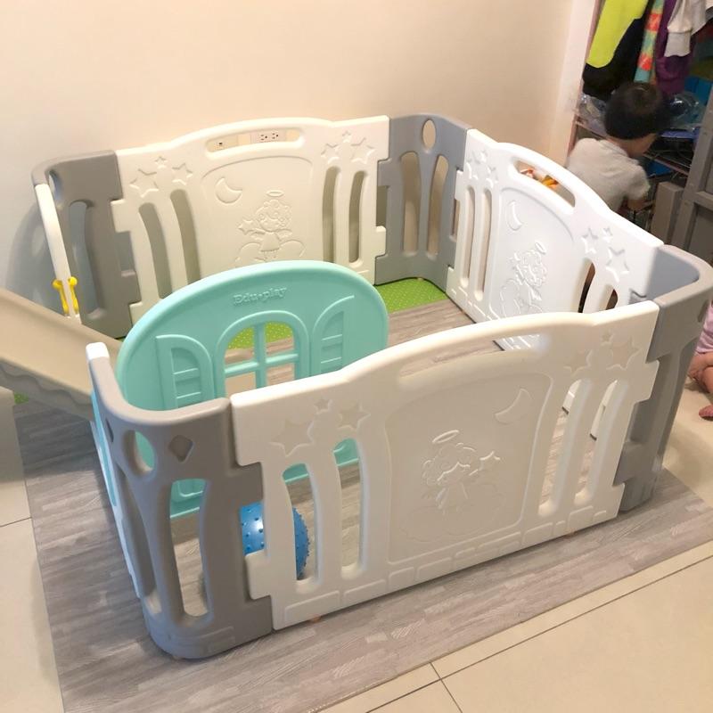 韓國eduplay圍欄 嬰兒遊戲室 寶寶防護 兒童遊戲屋