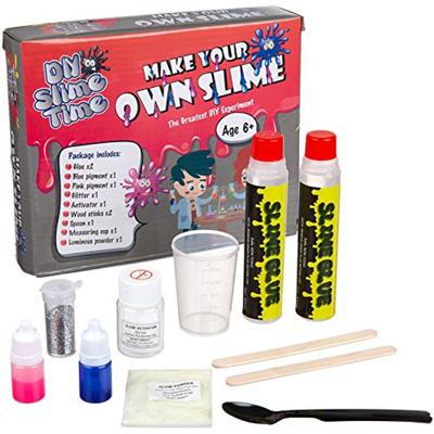 [sb]DIY Slime Making Kit Supplies Stuff - For Girls and Boys Making Slime   Kids Can Make Unicorn  