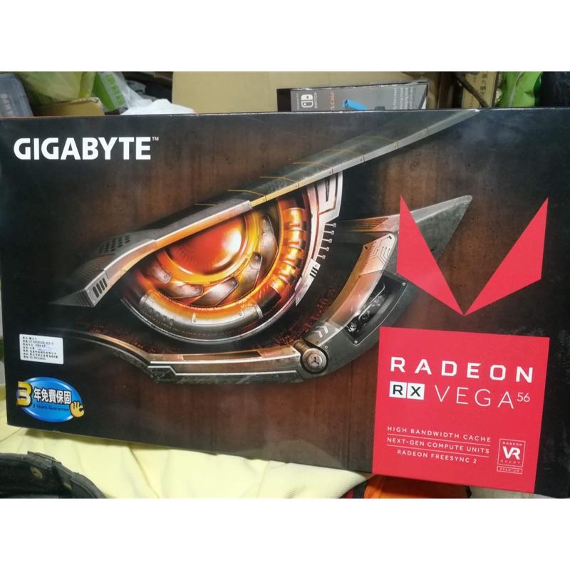 Gigabyte Radeon RX VEGA 56 公版
