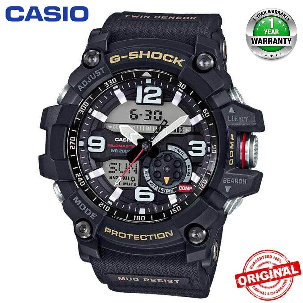 Casio G-SHOCK GG-1000 MUDMASTER Mens Watch Men Sport