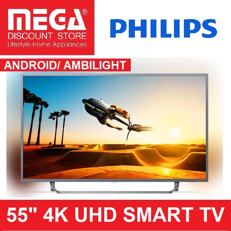 PHILIPS 55PUT7303 55-INCH UHD 4K ANDROID AMBILIGHT TV