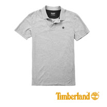 Timberland 男士Millers River Polo 衫-灰