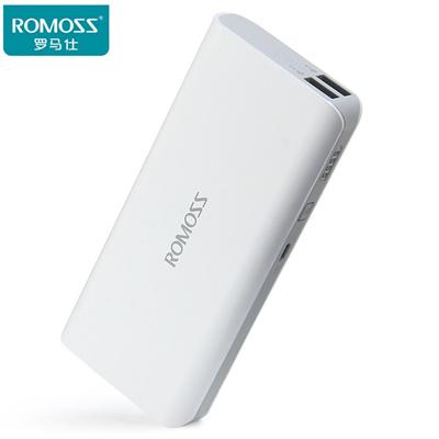 Original ROMOSS 10400mAh Power Bank Sense4 Romoss PowerBank for OPPO iPhone7 Tablet PC Portable Powe