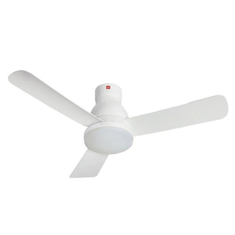 "KDK U48FP 48"" DC Motor Ceiling Fan with LED Light and Remote"