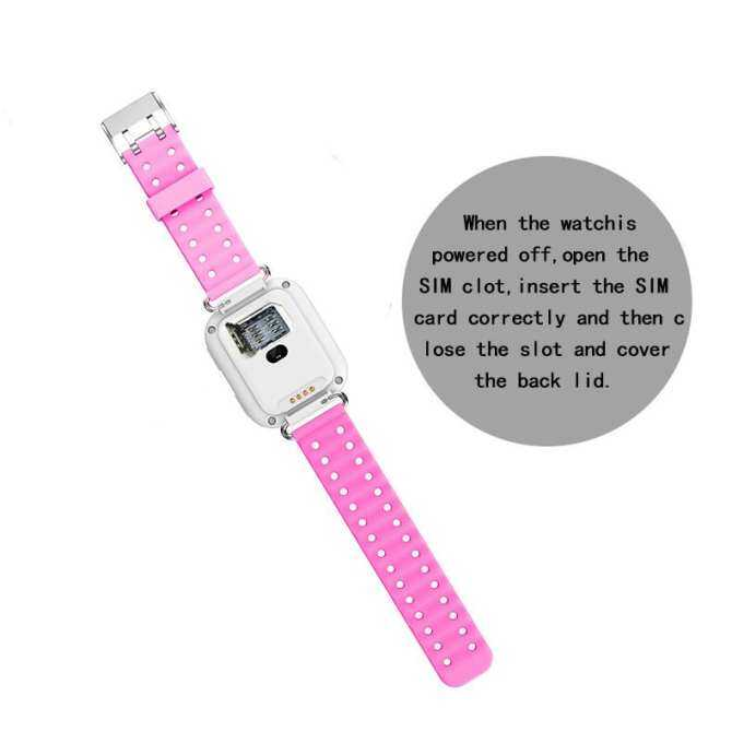 GPS smart watch Q750 Q100 baby wat22ch with Wifi 1.54inch touch screen SOS Call Location Device Tracker for Kid Safe
