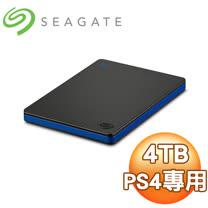 Seagate 希捷 4TB 2.5吋 Game Drive for PS4 外接式硬碟(STGD4000400)