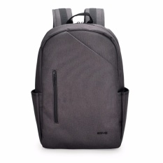 AGVA 15.6'' Urban Denim Backpack Black