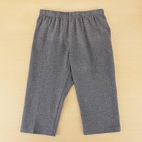 【愛的世界】SUPERKIDS 彈性鬆緊帶緊身七分褲/10~12歲-台灣製-
