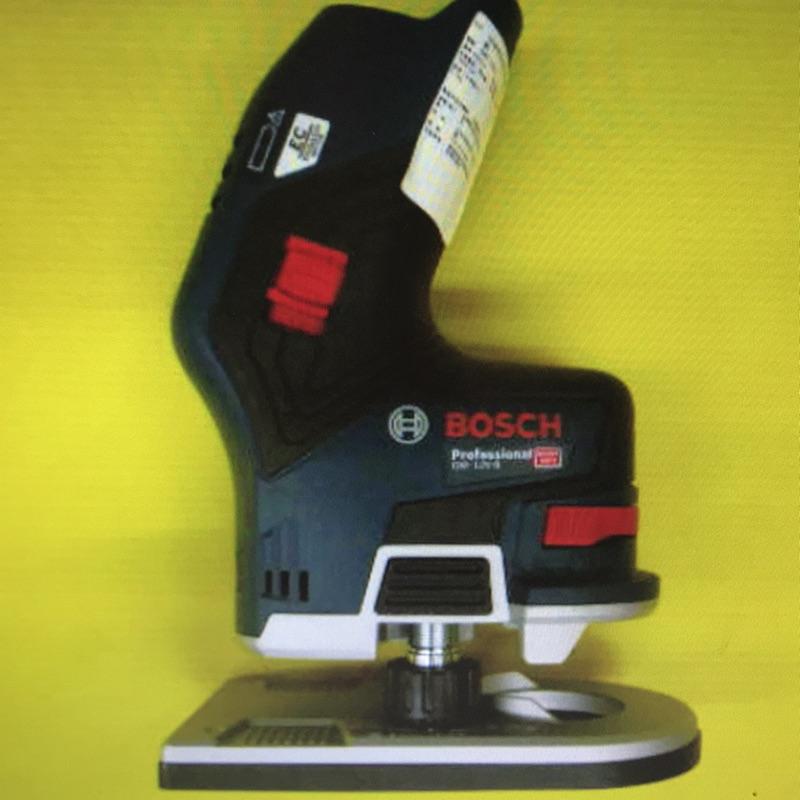 全新公司貨 BOSCH GKF 12V-8無刷修邊機[單主機]