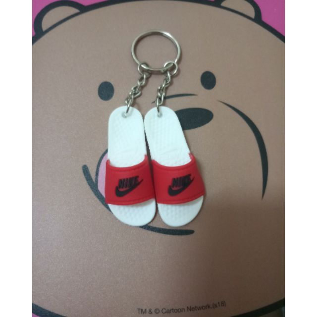 NIKE FILA ADIDAS Supreme立體拖鞋吊飾/鑰匙圈 包包鑰匙圈/吊飾