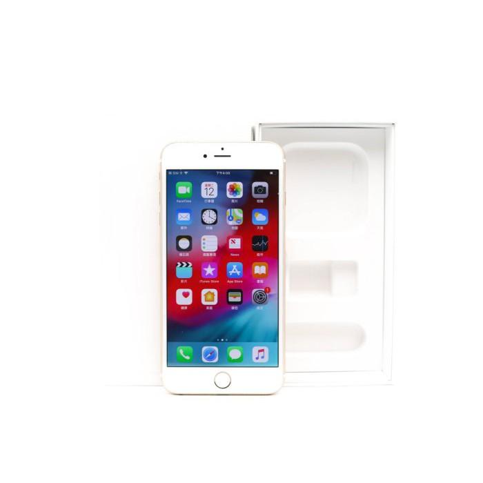 【青蘋果3C】APPLE IPHONE 6 PLUS 16G 16GB 5.5吋 金 二手蘋果手機 #34224