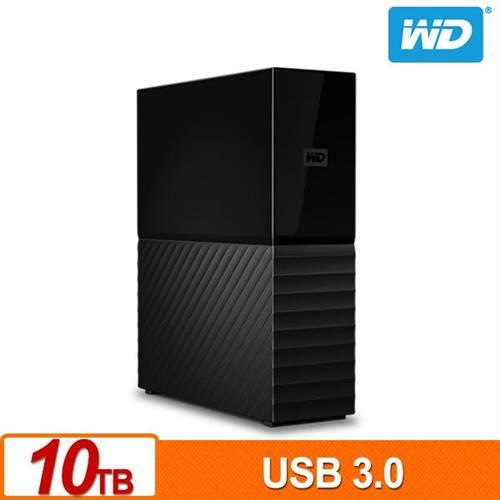 WD My Book 10TB 3.5吋外接硬碟(SESN)