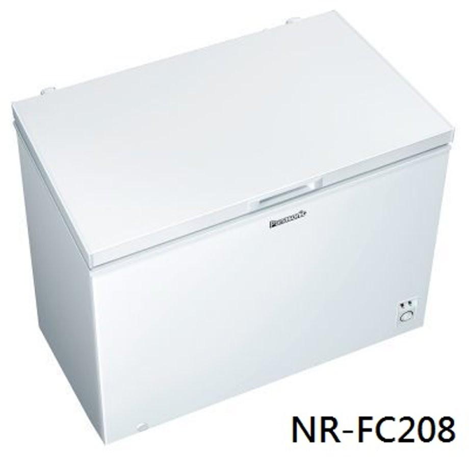 【Panasonic 國際牌 】204公升 NR-FC208-W 臥式冷凍櫃  (限高雄)
