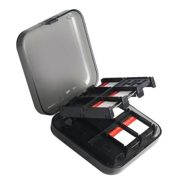 24 in 1 Game Card Storage Case Box Protector For Nintendo Switch