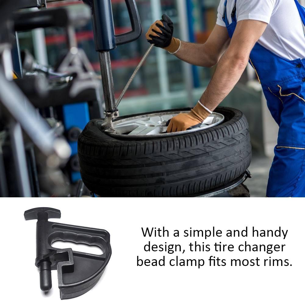 Tomtool輪胎拆裝機扒胎機配件裝胎輔助工具卡胎器上胎器輪胎抽拉夾具