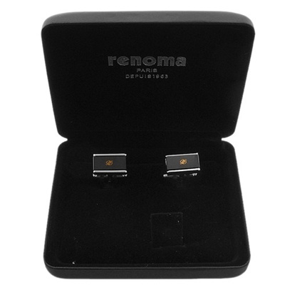 [OFFICIAL KOREA AK PLAZA][Renoma Shirts] Renoma Silver Cuffs Button VIRTF 1010