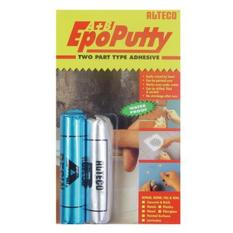 ALTECO A+B Epo-Putty Two Part Type Adhesive Epoxy Putty Repair 100g [17953A]