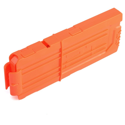 Gift Soft Bullet Clips For Nerf Toy Gun 12 Bullets Ammo Cartridge Dart Nerf Gun Clips