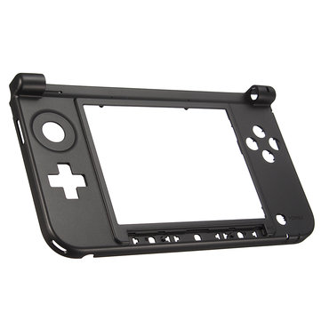 Replacement Bottom Middle Frame Housing Shell Cover Case for Nintendo 3DS XL 3DS LL Game Console