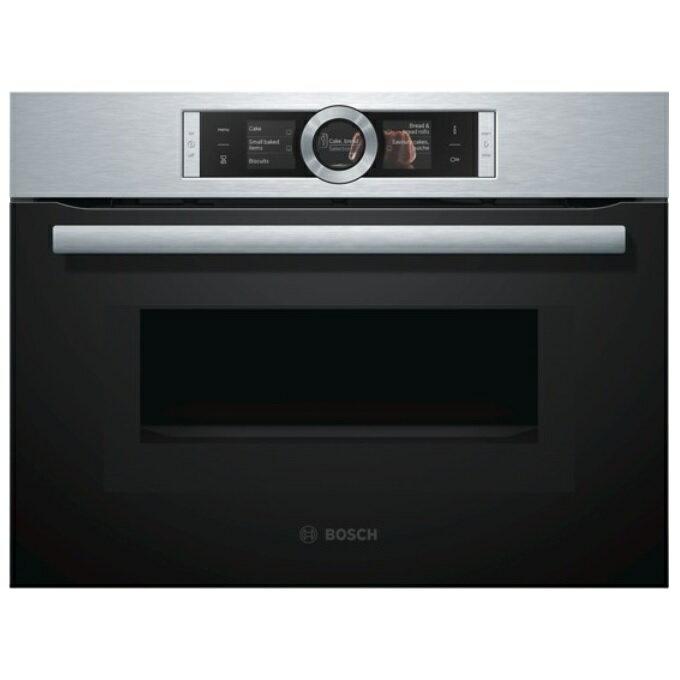 BOSCH 博世 CMG636BS1  複合式微波烤箱  (BOSCH 8系列) ※熱線07-7428010
