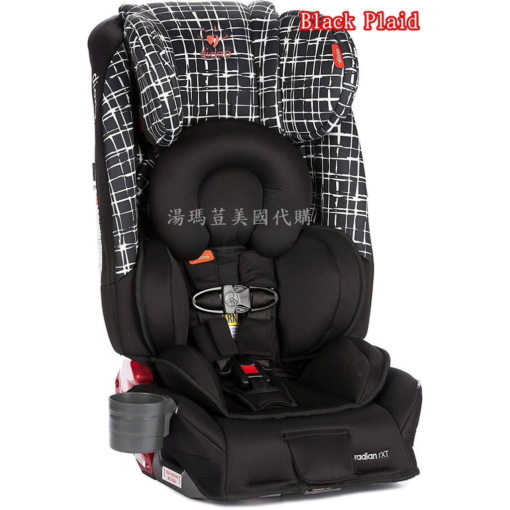 【湯瑪荳美國代購】可刷卡 Diono Radian RXT成長型汽車安全座椅相容ISOFIX接座