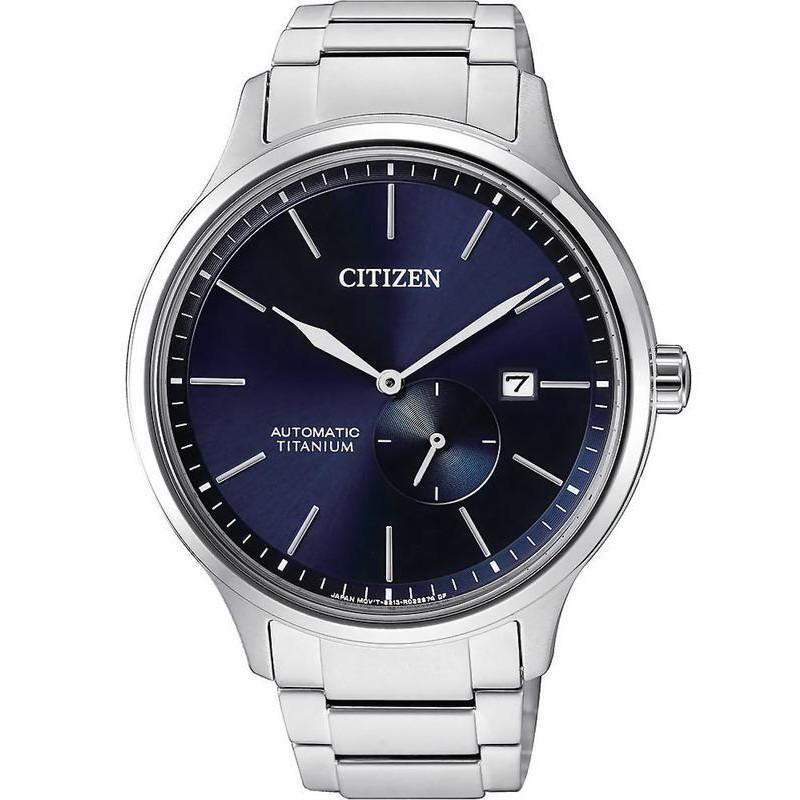 Citizen NJ0090-81L Super Titanium Automatic Men's Watch