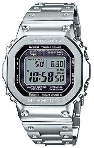CASIO G-Shock Connected GMW-B5000D-1JF Radio Solar Watch