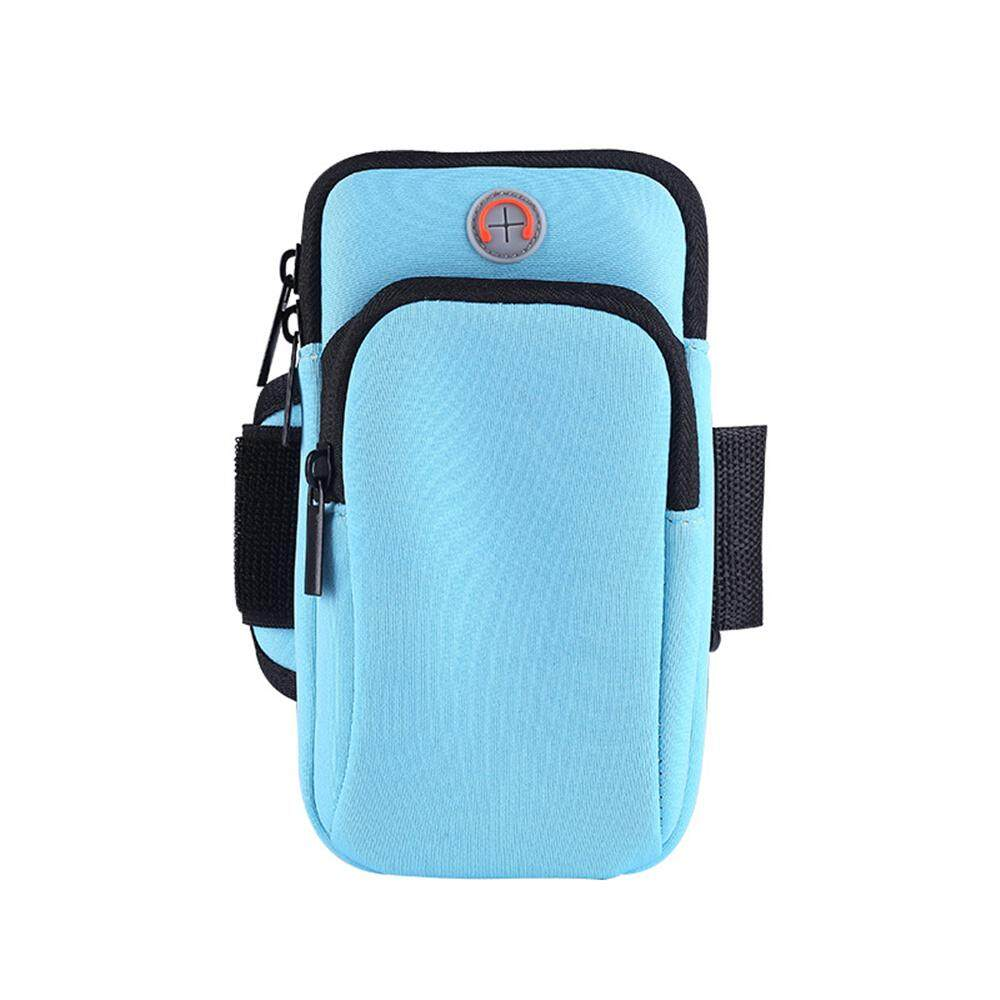 Sunyoo - สายรัดแขนสำหรับโทรศัพท์สำหรับกีฬาสายรัดเรืองแสงสายรัดแขนกันน้ำแบบพกพาได้