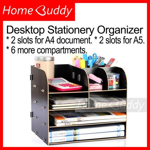 Desktop Stationeries Organizer_ DSO_ READY Stocks SG_ HomeBuddy_ Acev Pacific