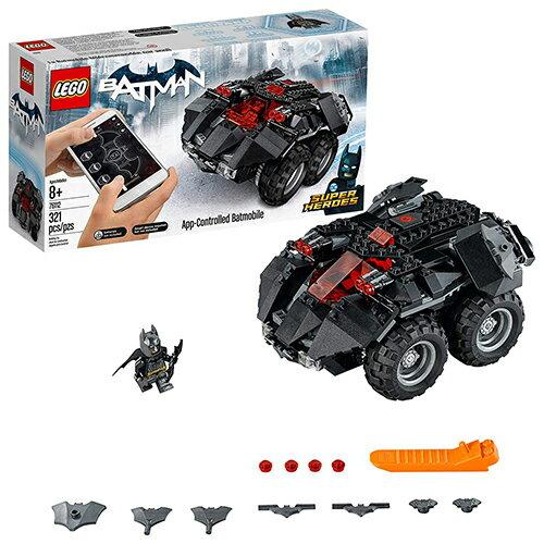 LEGO 樂高 76112 App-Controlled Batmobile