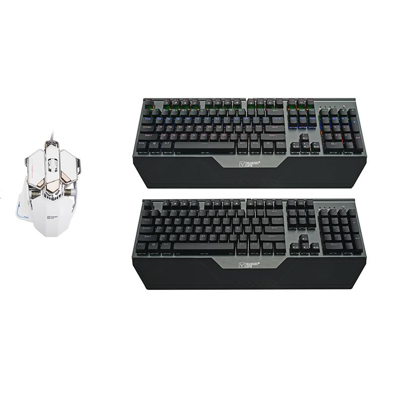 Vander Life S659 Water-proof Mechanical Keyboard and Mouse Combo (Online Exclusive)