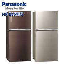 【Panasonic國際牌】650公升變頻雙門冰箱 NR-B659TG