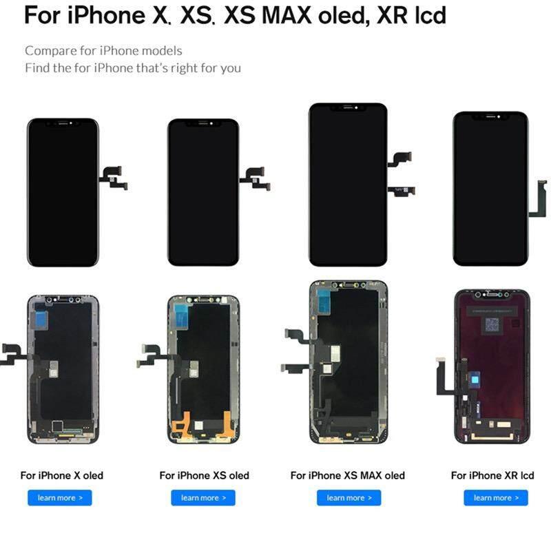 IPhone XR หน้าจอ LCD พร้อมทัชสกรีน (งานแท้) - IPhone XR