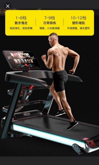 Treadmill/electric treadmill/motorized treadmill/foldable